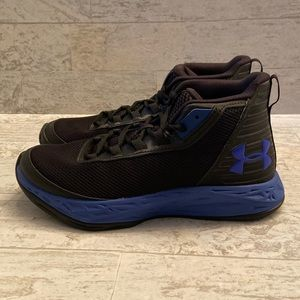 NEW 🏀 Under Armour boys basketball shoes